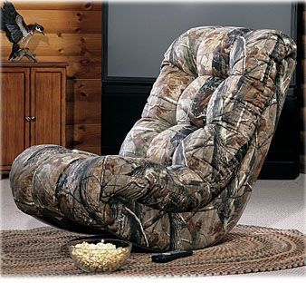 White Leather Sofa A camo gaming chair