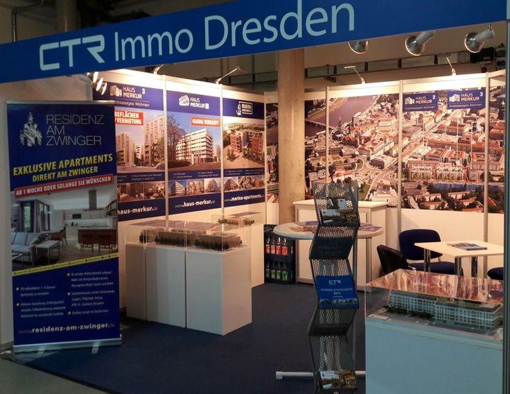 Ve dnech 2. 3. – 5. 3. 2017 jsme se zúčastnili stavebního veletrhu HAUS 2017 v Drážďanech. Návštěvníkům jsme zde prezentovali naše německé realitní projekty Residenz am Zwinger, Haus Merkur a Marina Apartments. Děkujeme za Váš velký zájem! http://www.ctrgroup.cz/  Vom 2. 3. – 5. 3. 2017 haben wir unsere deutsche Projekte Residenz am Zwinger, Haus Merkur und Marina Apartments auf der Baumesse Haus 2017 in Dresden präsentiert. Vielen Dank für Ihr großes Interesse…