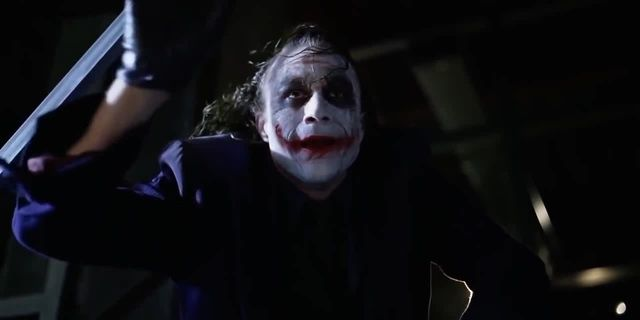 Joker Here We Go (Dark Knight )