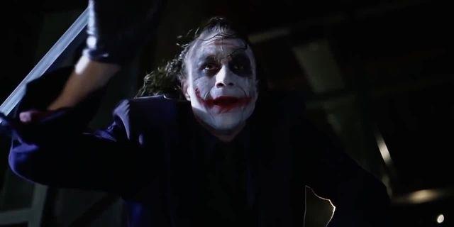 Joker Here We Go (Dark Knight )