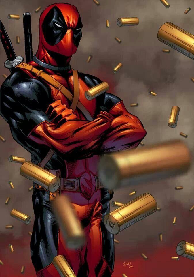 Deadpool | #comics #marvel #deadpool