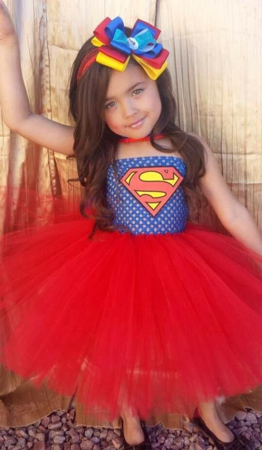 11 Best Images About Supergirl Costumes On Pinterest  sc 1 st  Meningrey : superwoman tutu costume  - Germanpascual.Com
