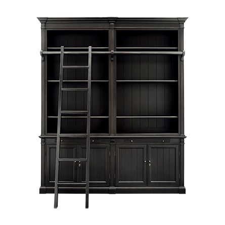 New Library Style Multimedia Cabinet