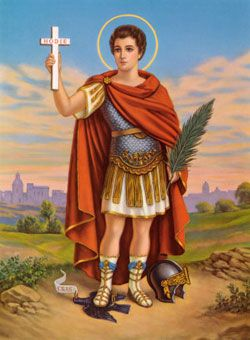 St. Expeditus pray for us and emergencies, expeditious solutions, against procrastination, navigators,and programmers.  Feast day April 19.