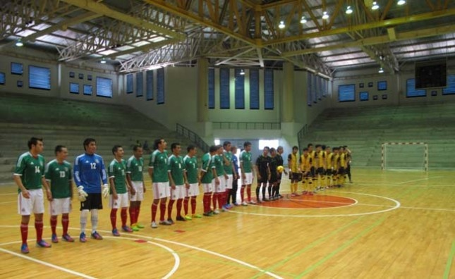 La Selección Mexicana de Fútsal derrotó por dos goles a uno a Malasia | Selección Mexicana de Fútbol - Mi Selección