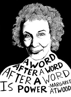 WRITE ABOUT WHAT DISTURBS YOU'Margaret Atwood, Art Prints, Book, Writers Block, Amazing Author, Click Image, Margaretatwood, Literary Quotes, Author Series