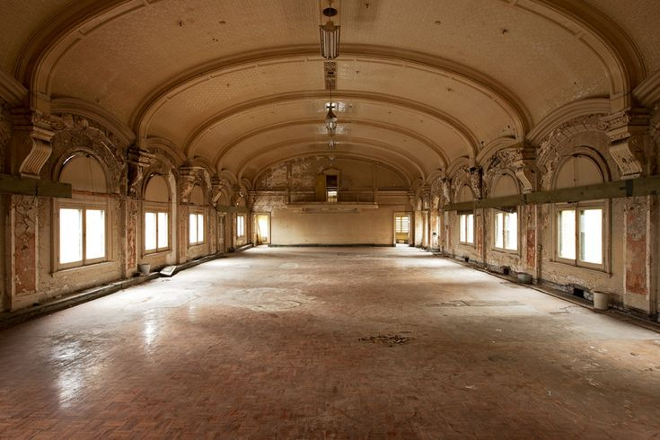 Flinders Street Station Design Competition launches | Australian Design Review - administration building ball room.