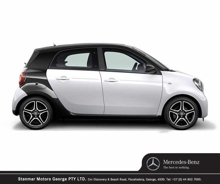 The #SmartForFour combines an innovative car concept with all the advantages of a four-seater vehicle. Contact #TeamStanmar on 044 802 7000 for more information or to book your test drive.
