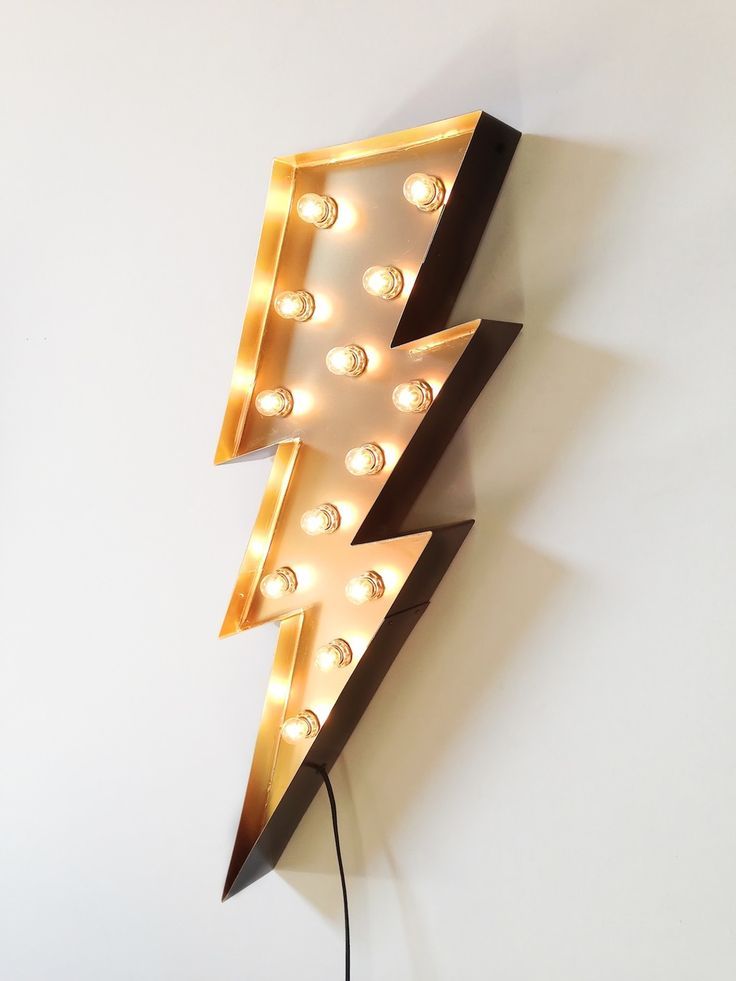 Bolt Marquee Sign — Gaslight Electric Sign Co. - Ottawa Area Custom Signs - Handcrafted in Almonte Ontario