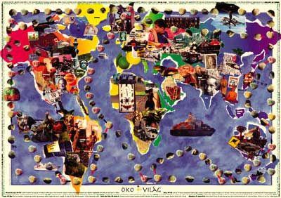 Ökovilág társasjáték | Föld Napja Alapítvány