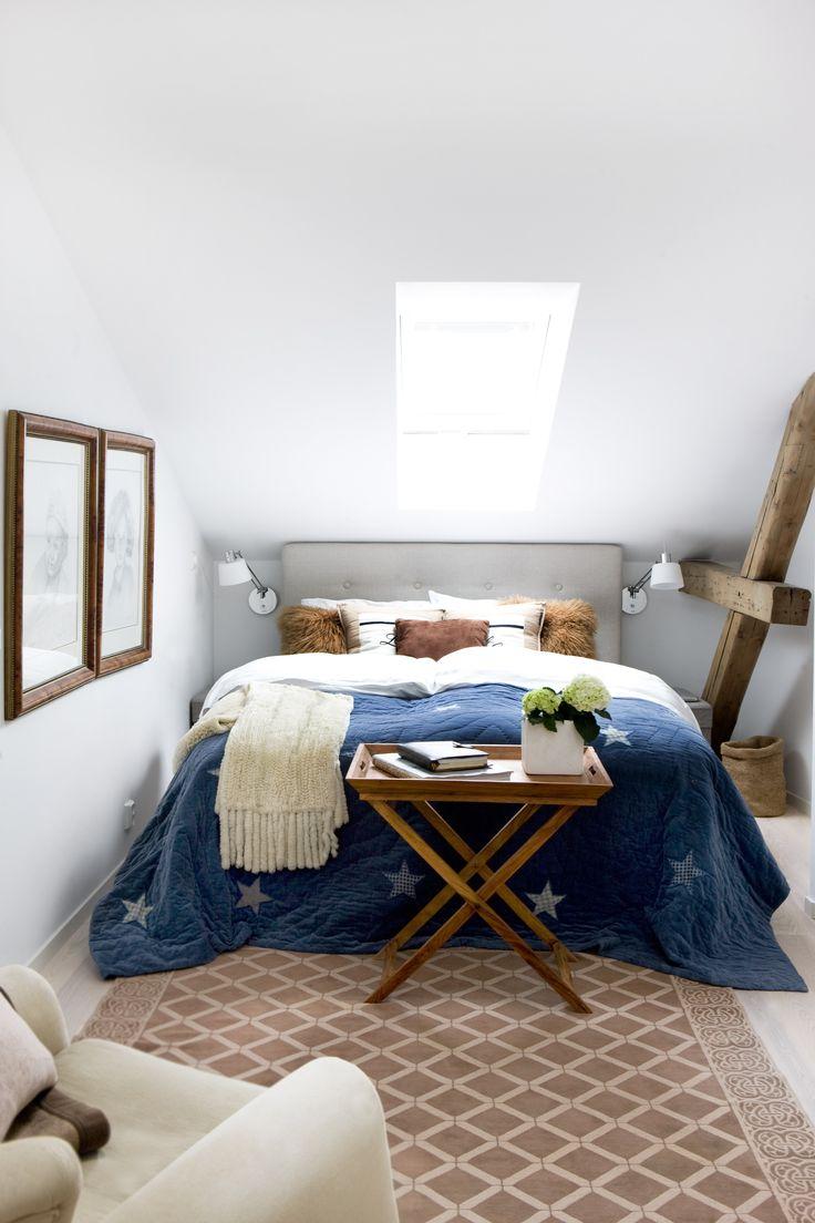 17 Best images about Soverom on Pinterest Big love, Diy bed frame ...