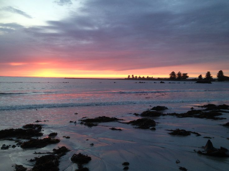 Port Fairy - view from East Beach Home of The Fountains Agency!