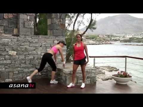 Τέλειο σώμα μετά την εγκυμοσύνη (Ελένη Πετρουλάκη/Ramona Braganza) - YouTube