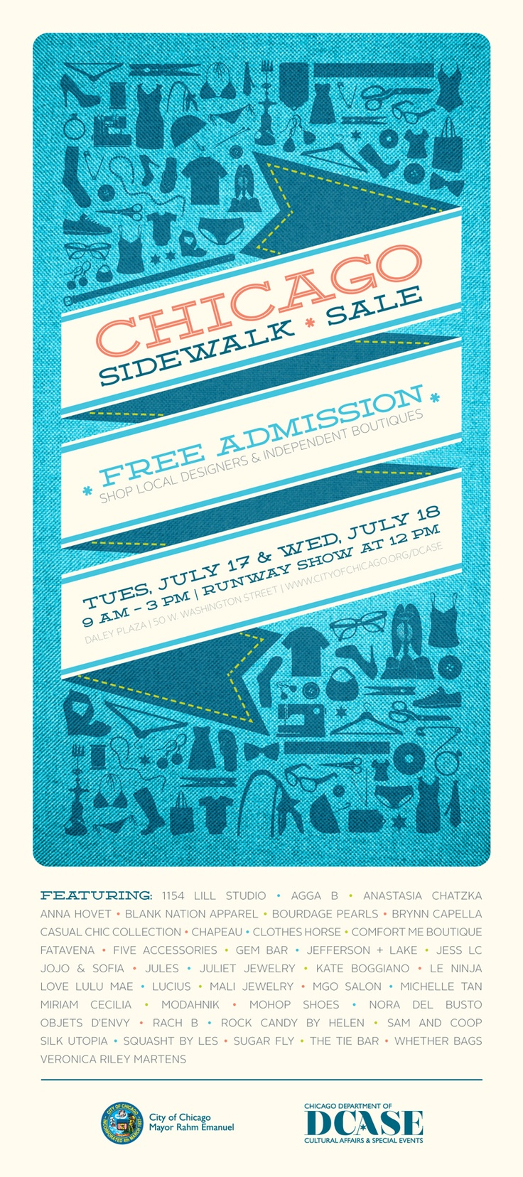 Chicago Sidewalk Sale: Ship Special, Sidewalk Sales, Chicago Sidewalk, Cruise Ships, Signage Idea