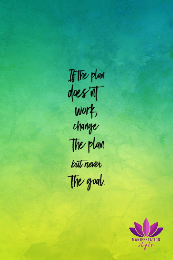 If The Plan Doesn T Work Manifestationstyle Com Quotes Inspirationalquotes Creativequotes Positivequotes Positive Quotes Funny Quotes Creativity Quotes