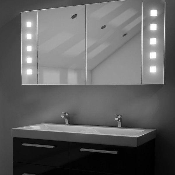 Die besten 25+ Spiegelschrank 120 cm Ideen auf Pinterest ...
