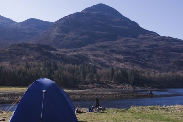 Camping Holidays on the West Highland Way | Walk The West Highland Way