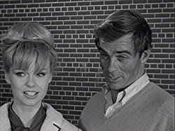 Glenn Corbett and Lynda Day George in Route 66 (1960)