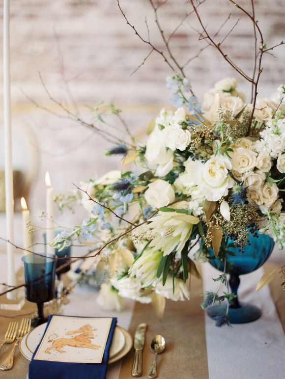 Navy & Gold Wedding ceremony Tips   Wedding Ideas