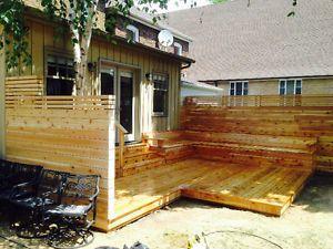 Afordable Carpentry | Decks, Fences, Gates, Sheds | DeckCrew.ca