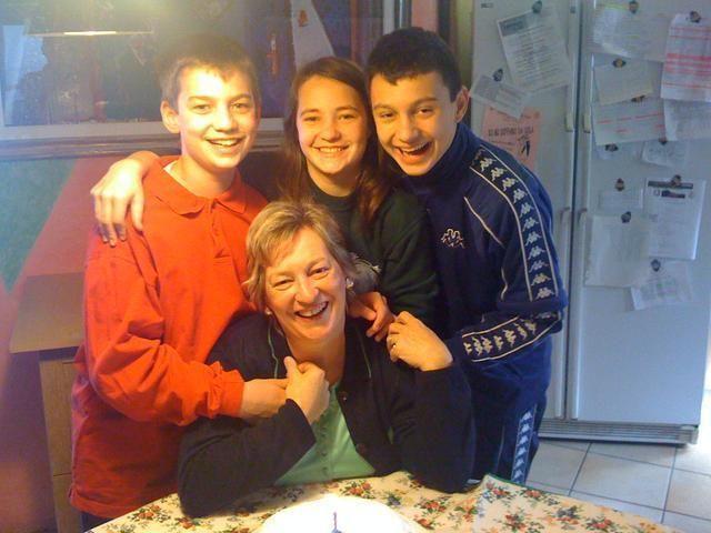 Host family Italy, Verona - homestay host C. Maria and Flavio http://www.homestaybooking.com/host-family-verona-1788087903