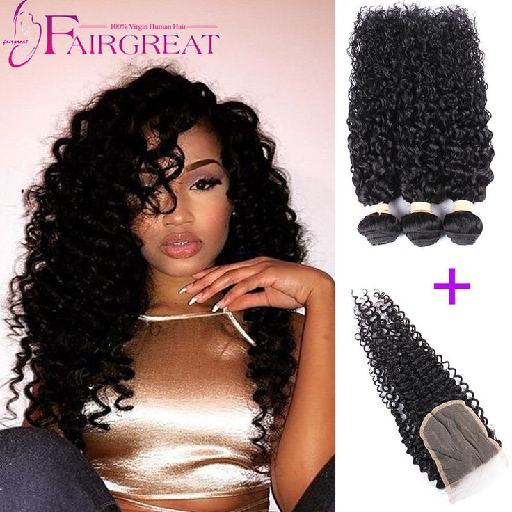Grade 7a 3 Bundles Brazilian Virgin Hair With Closure Human Hair Weave With Closure Brazilian Curly Wave With Lace Closure     #http://www.jennisonbeautysupply.com/  #<script     http://www.jennisonbeautysupply.com/products/grade-7a-3-bundles-brazilian-virgin-hair-with-closure-human-hair-weave-with-closure-brazilian-curly-wave-with-lace-closure/,     		     			           Jennison Beauty Supply     US $98.44,     US $50.20    #http://bit.ly/29iVN39