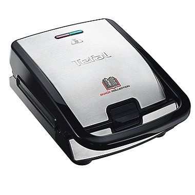 Tefal Snack Collection Multi-function Sandwich Maker Grill SW852D27 - from Lakeland