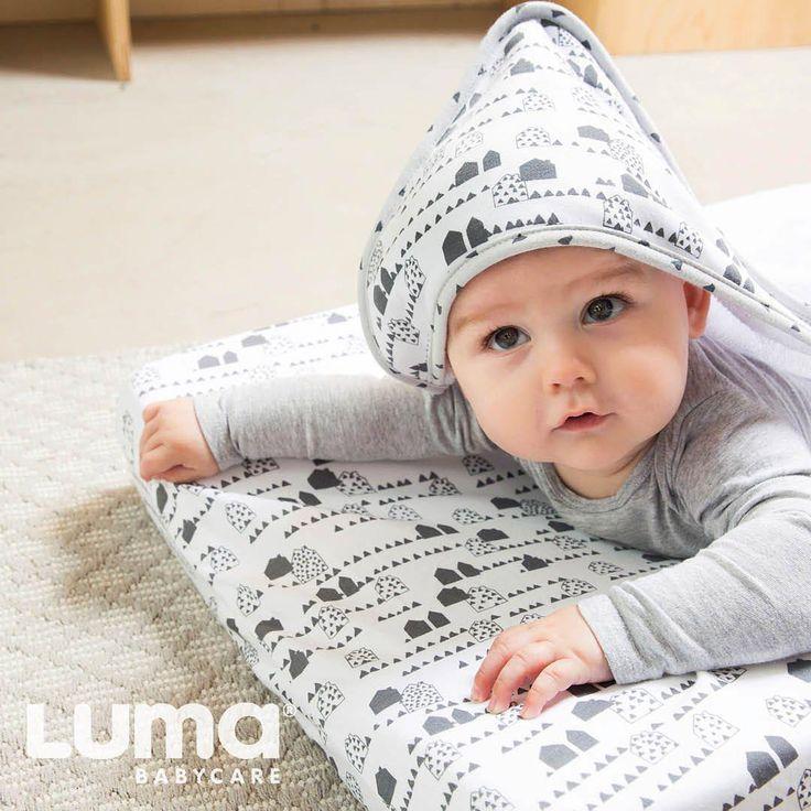 Luma Αλλαξιέρα Μαλακή Υφασμάτινη Little Houses #BabyCare #baby #nursery #ChangingPad