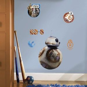BB-8 P&S Giant Wall Decal