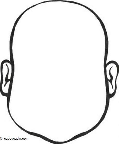face-bald man