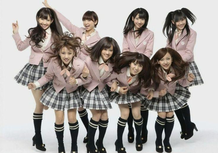 Haruna Kojima, Mariko Shinoda, Yuki Kashiwagi, Mayu Watanabe, Minami Takahashi, Atsuko Maeda, Yuko Oshima, Tomomi Itano #AKB48