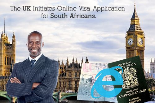 The UK Initiates Online Visa Application for South Africans