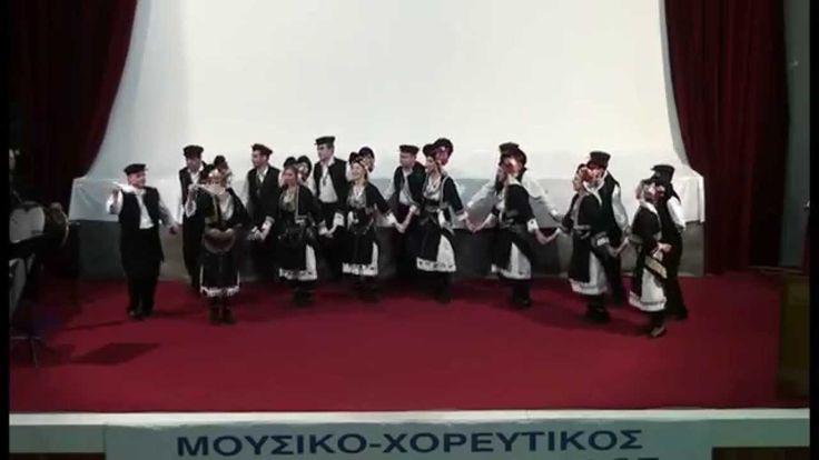 ΧΟΡΟΣ ΧΡΩΜΑΤΙΣΤΑ ΤΣΟΥΡΑΠΙΑ - ΤΜΗΜΑ ΕΝΗΛΙΚΩΝ