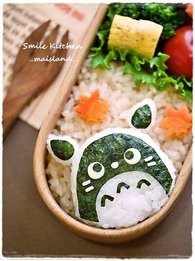 Totoro bento - need to try this one