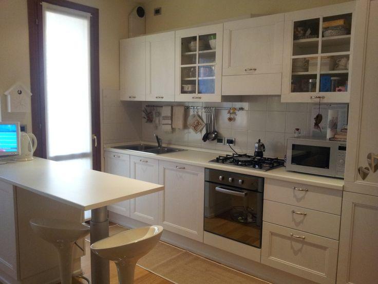 Beautiful Come Arredare Un Soggiorno Con Cucina A Vista Pictures ...
