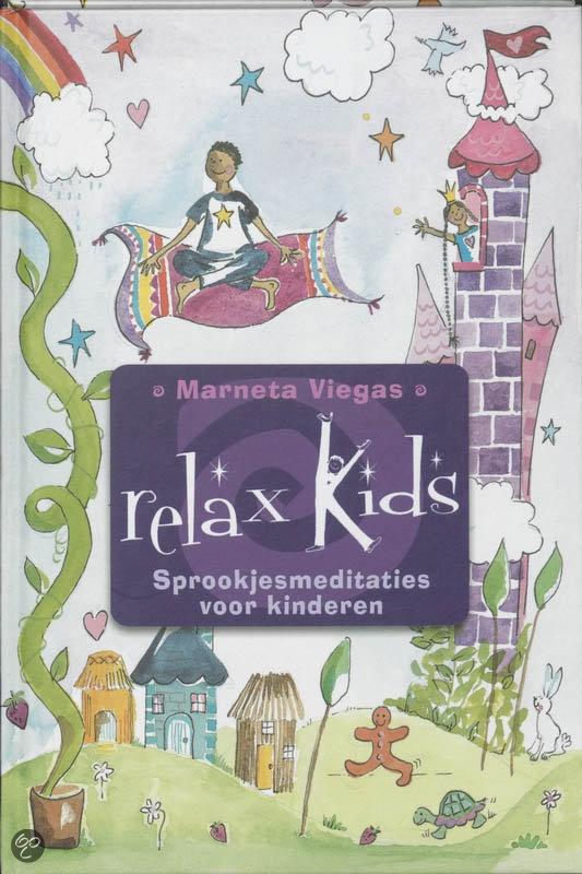 Relax Kids ! Sprookjesmeditatie verhaal voor het slapen gaan.