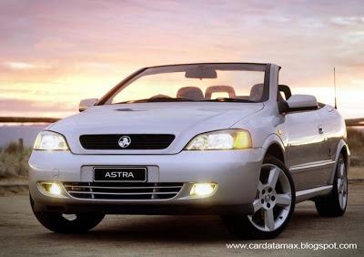 Holden Astra Convertible (2003)