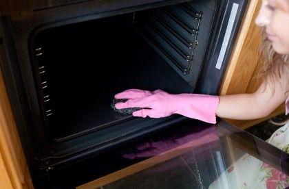 Come pulire il forno in modo naturale - Non sprecare
