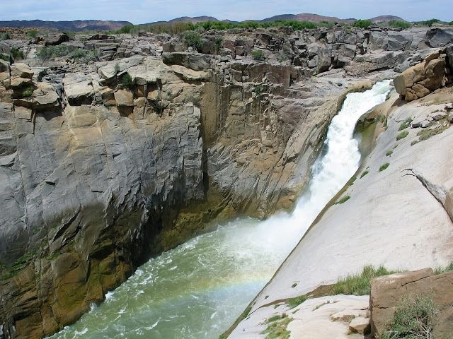 Augrabies Falls (South Africa)