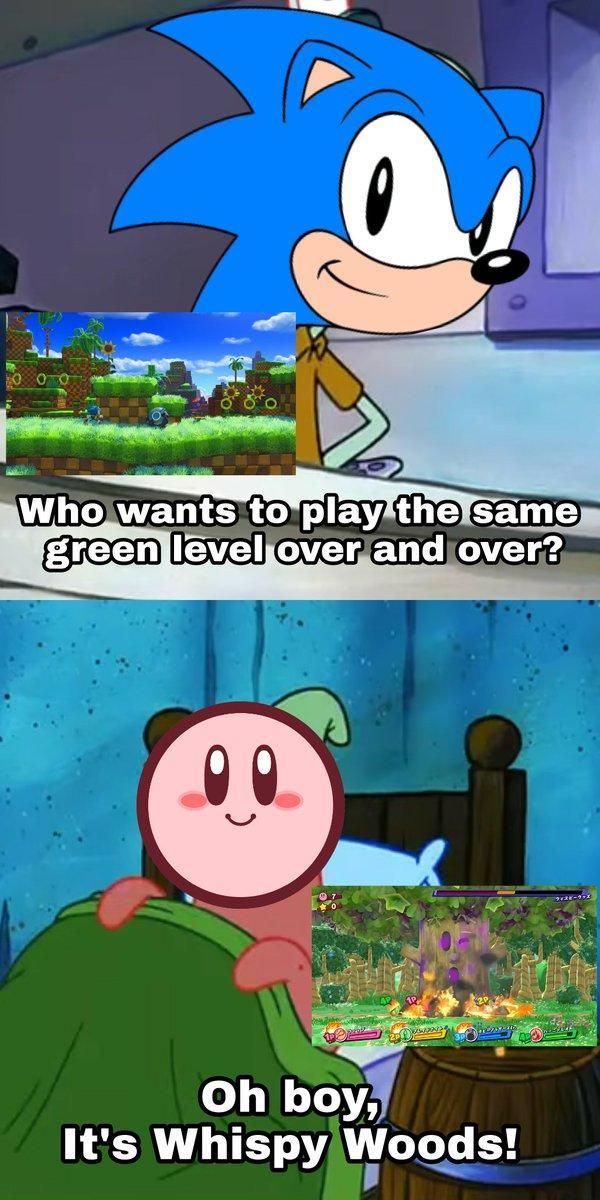 The Kirby Fanbase Is Incredibly Chill Crossovers And
