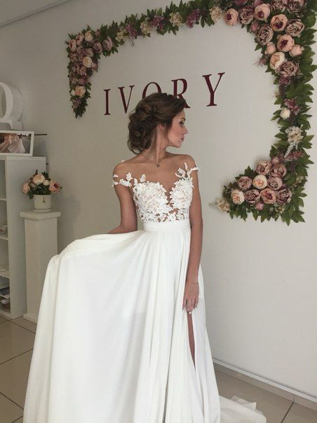 1000 images about one day on pinterest rose gold for Pinterest wedding dress lace