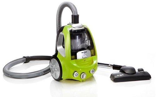 Dirt Devil M2725-8 Popster, beutellos, 2300 Watt, inklusive Parkettbürste, grün