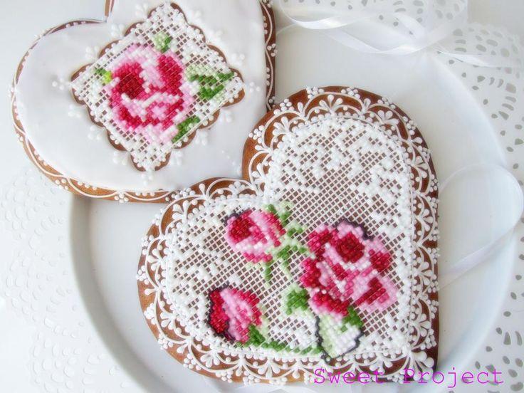 Big heart.... 20 cm | Cookie Connection
