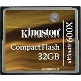 Kingston Technology - Ultimate 32 GB CompactFlash Card