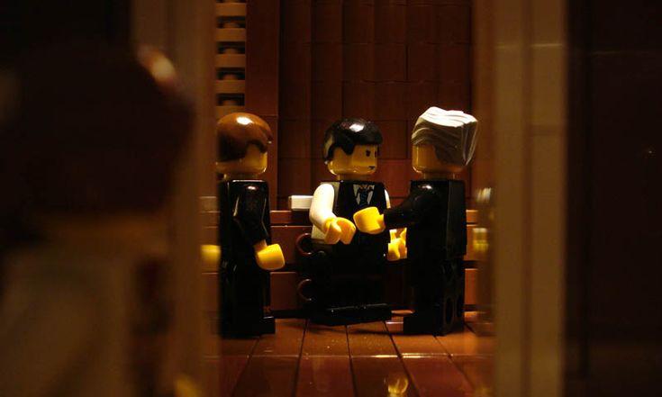 recreating movie scenes from lego alex eylar the godfather