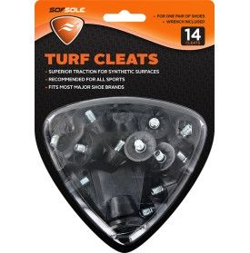 Sof Sole Turf Cleats - 14 Cleats Pack
