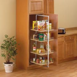 Install Pull Out Shelves In Preexisting Cabinet Sweet