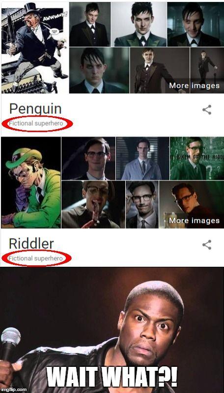 Too bad that Gotham is shit xD
