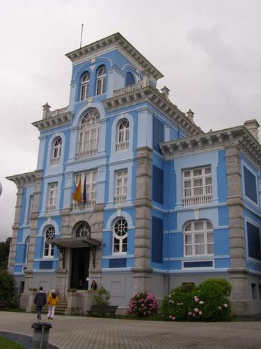 Museo de la Emigración Casa Museo del Indiano en Colombres (Asturias)