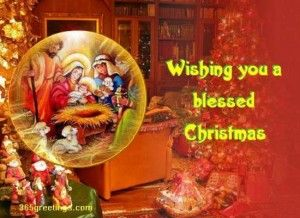 The spirit of Christmas is love. God loves us so much that He gave His Son to us. Let us celebrate His birthday!   http://messages.365greetings.com/christmas/christian-christmas-messages.html